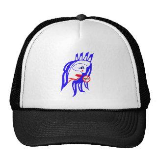 No Bully Mesh Hat