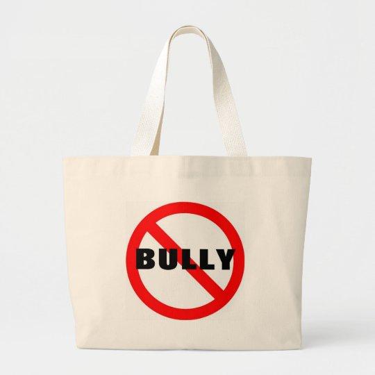 No Bully Large Tote Bag