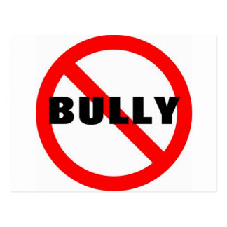 No Bully Postcards