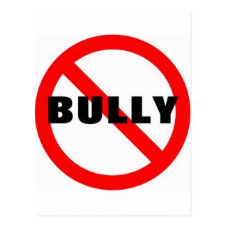 No Bully Postcard
