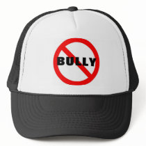 No Bully Trucker Hat