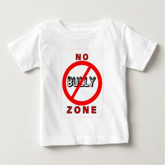 No Bully Zone Baby T-Shirt