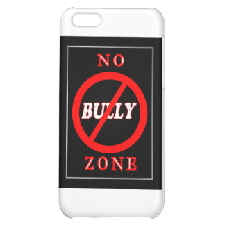 NO Bully Zone Case For iPhone 5C