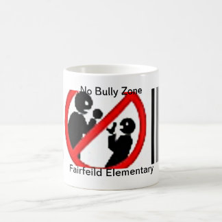 No Bully Zone Personalize for your school home Coffee Mug