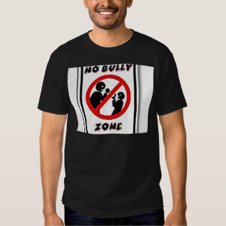 No Bully Zone Personalize for your school home Shirt