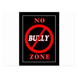 NO Bully Zone Post Card