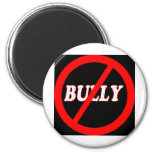 No Bully Zone Refrigerator Magnet