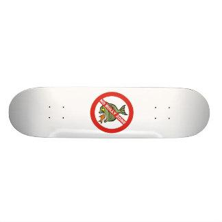 No Bully Zone Skateboard Deck