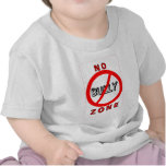 No Bully Zone T-shirts