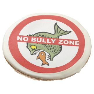 No Bully Zone Sugar Cookie
