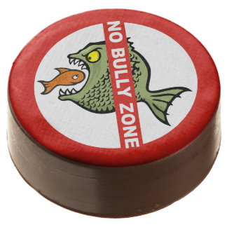 No Bully Zone Chocolate Covered Oreo