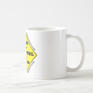 No Bullying Aloud Coffee Mug