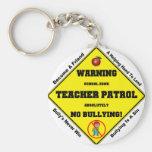 No Bullying Aloud Key Chains