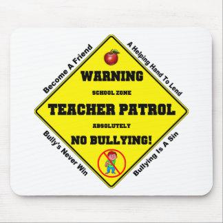 No Bullying Aloud Mouse Pad