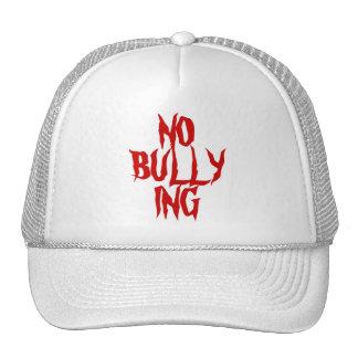 NO BULLYING CAP TRUCKER HAT