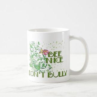 No Bullying Classic White Coffee Mug