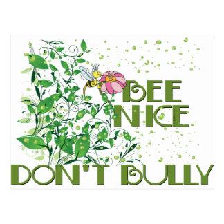 No Bullying Postcard