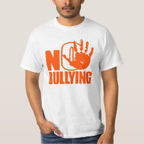 No Bullying, Stop bullying T-shirts