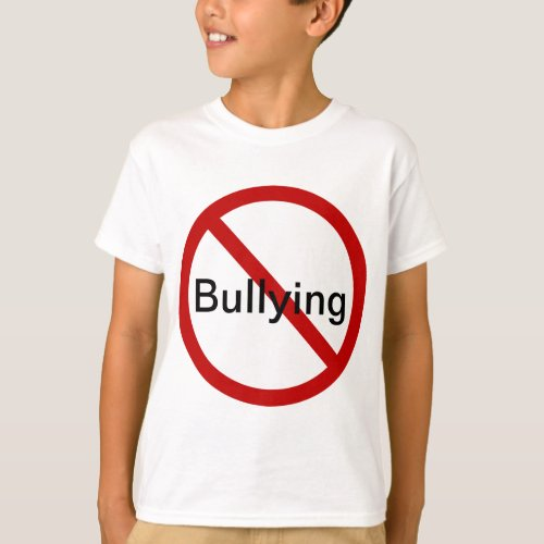 No Bullying T_Shirt