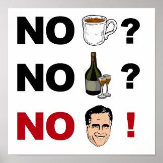 No caffeine No Mitt.png Posters