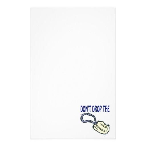 No caiga el jabón papeleria