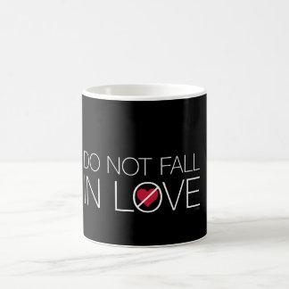 No caiga en taza del amor