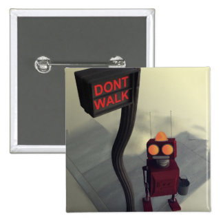 No camina el botón pin