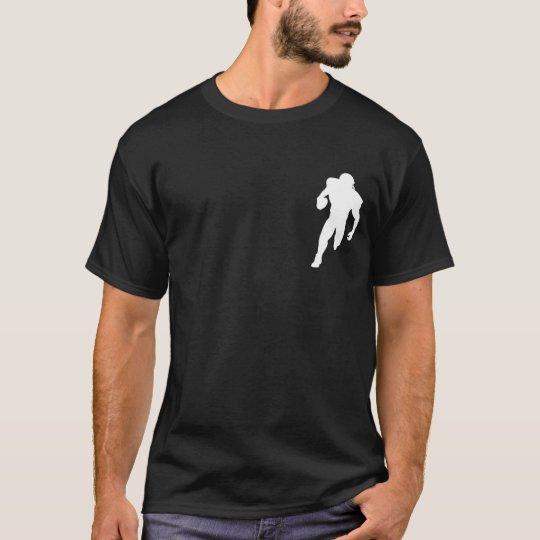No Canned Tackles Dark T-Shirt