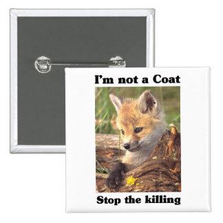 No Capa-Fox de A Pin