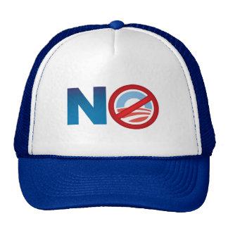 NO Caps Trucker Hat