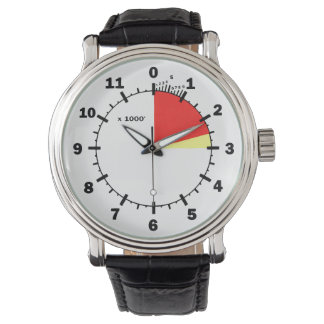 (No cara del altímetro un real) Relojes De Mano
