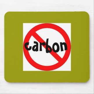 NO Carbon MousePad