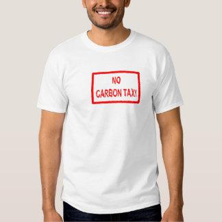 No Carbon Tax, Australia says No. T-Shirt