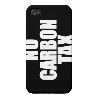 No Carbon Tax Cases For iPhone 4