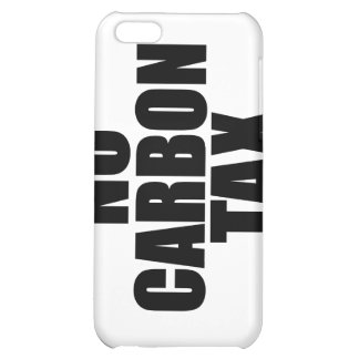 No Carbon Tax Cover For iPhone 5C