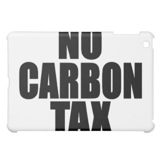 No Carbon Tax Cover For The iPad Mini