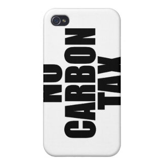 No Carbon Tax Covers For iPhone 4