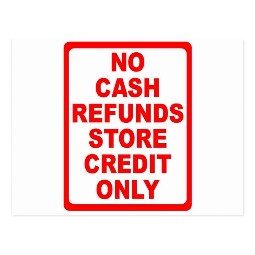 how to get cash from store credit