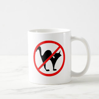 No Cats?! Coffee Mug
