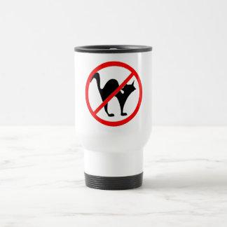 No Cats?! Coffee Mugs