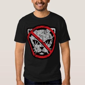 No Cats T Shirt