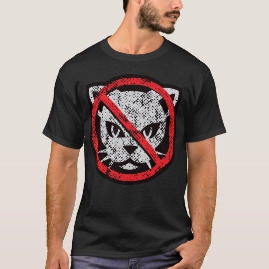 No Cats T-Shirt