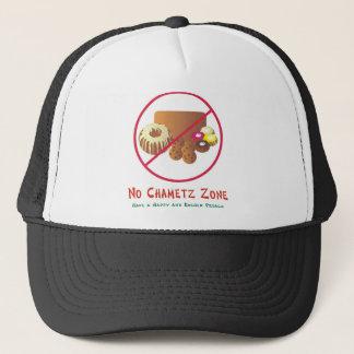 No Chametz Zone Trucker Hat