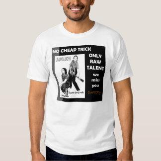 No Cheap Trick Tshirt