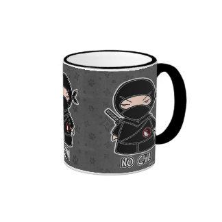 No Chi! Ninja Mug