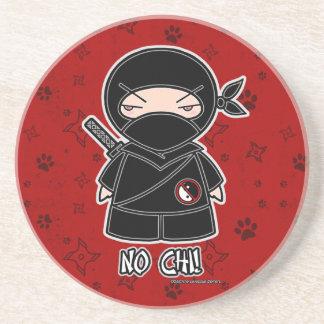 No Chi! Ninjadorables Red Coaster