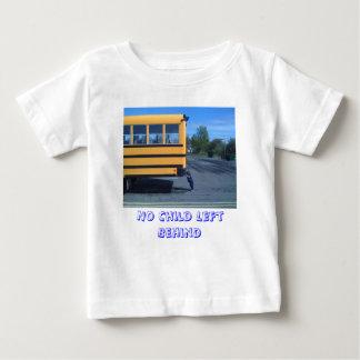 No Child Left Behind Baby T-Shirt