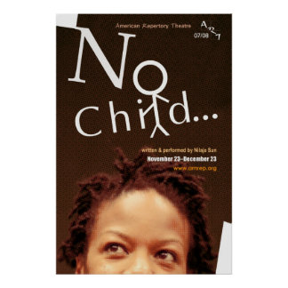 No Child... poster2 Print