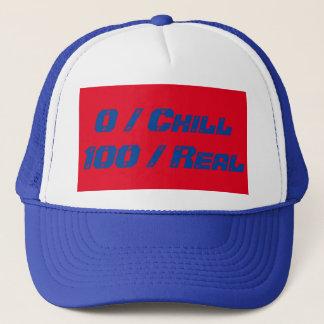 no chill trucker hat