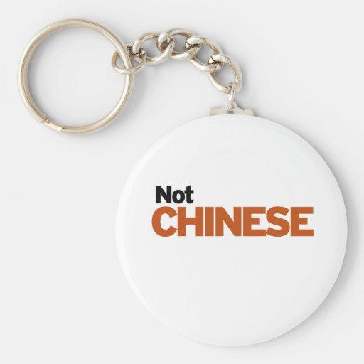No chino llavero